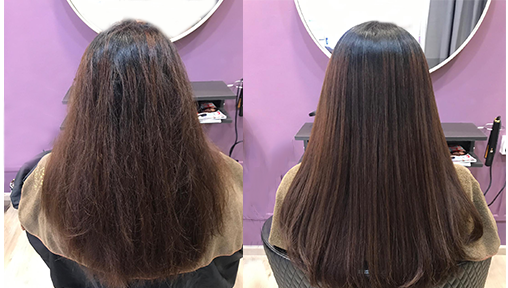 Frizzy Hair? These are the Top Treatments in Singapore for the Job |  Vanilla Luxury