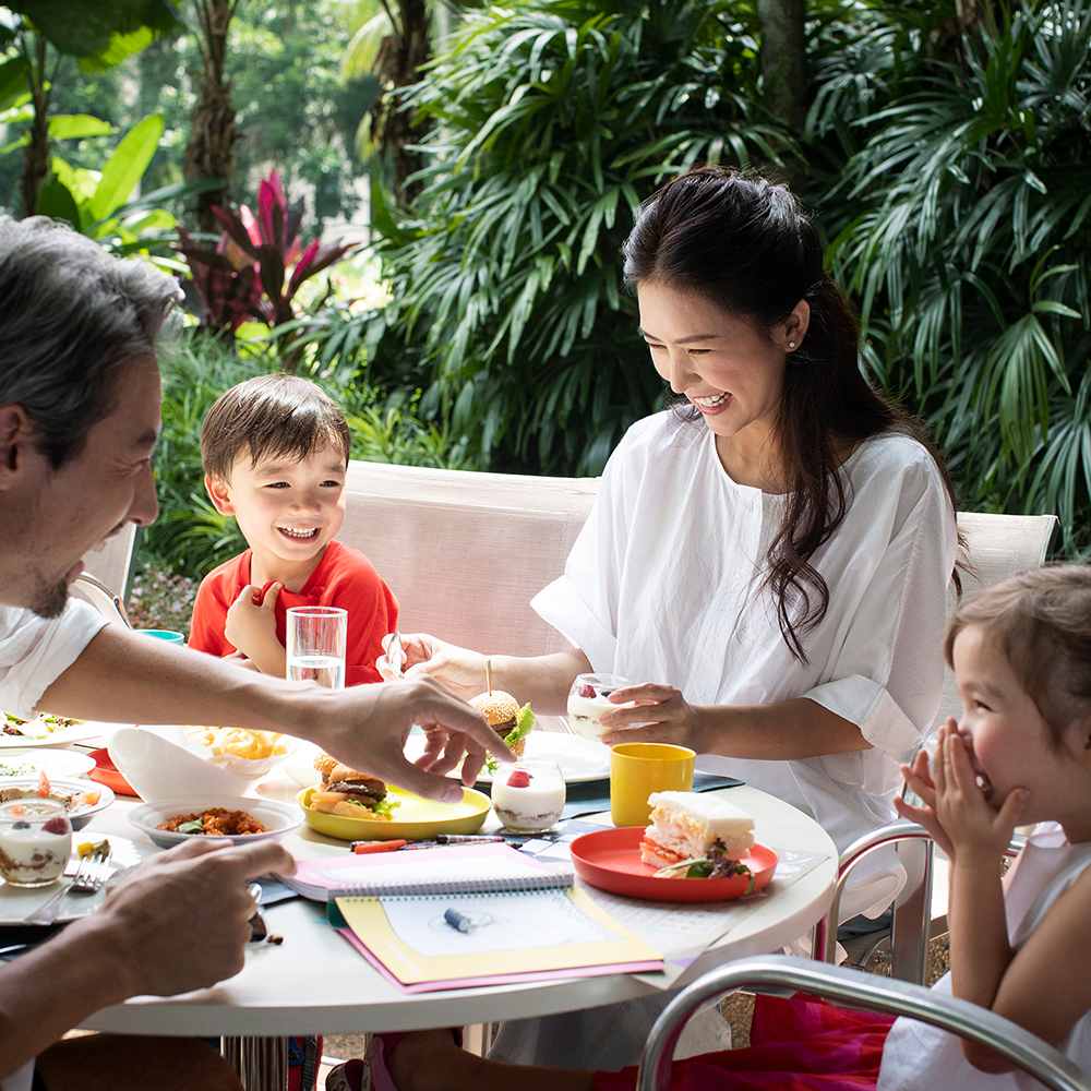 Play and Stay! The Shangri-La Hotel, Singapore Takes Family Staycations to the Next Level- Thumbnail