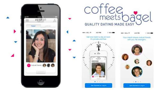Remember the number of times you have chatted with someone for months but  never really gone out with them? Coffee meets Bagel won't allow that! A  dating app ...