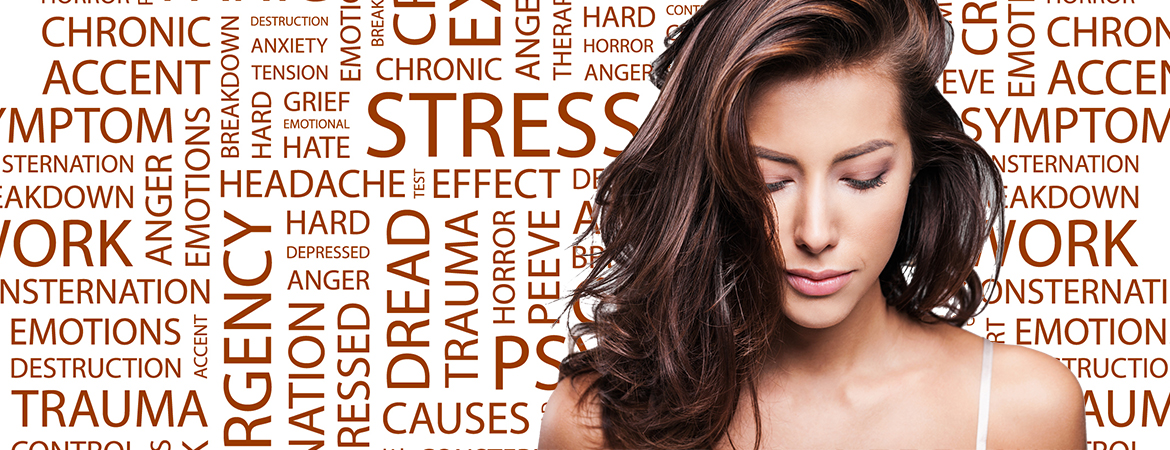 Don't Hurt Those Tresses by Adding to the Stress!