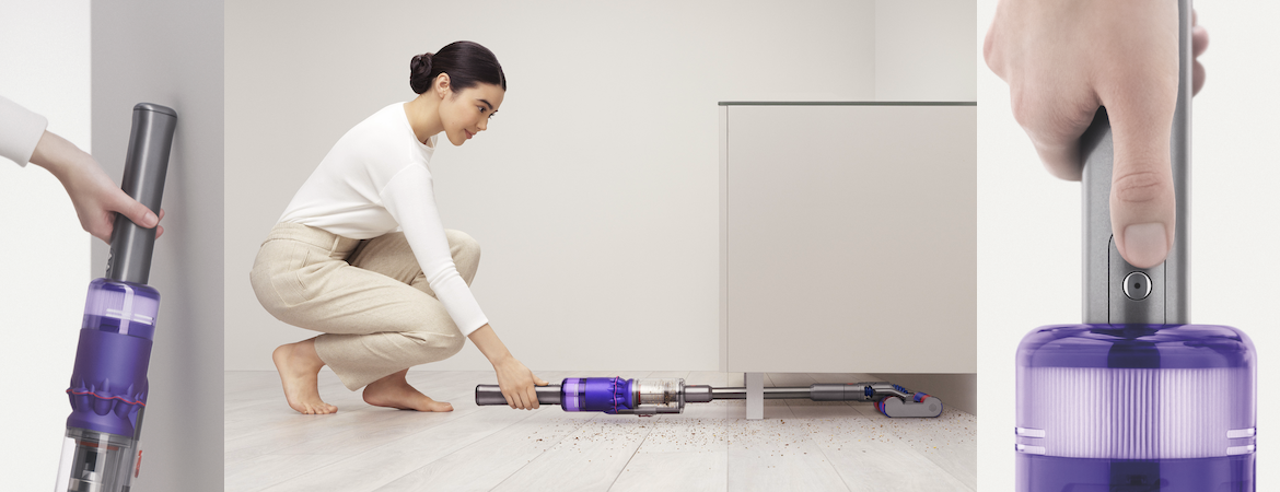 Cleaning After The Family Made Easy With The All New Dyson Omni-Glide Cordless Vacuum