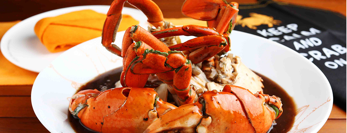 Asia's Top 50 Restaurants: Ministry of Crab - Banner