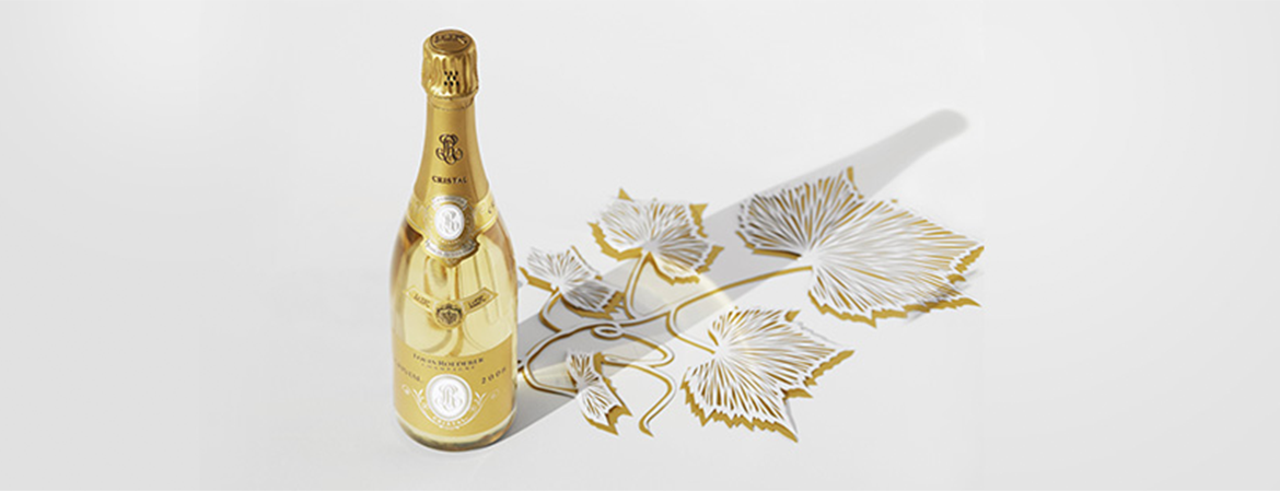 Our Favourite Champagnes from Louis Roederer Wines - Banner