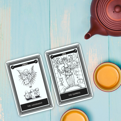 Your New Year 2020 Tarot Card Reading Based On Your Zodiac Sign by Tarot in Singapore