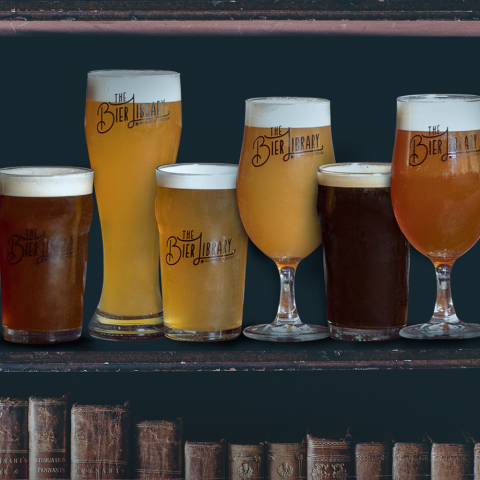 Learn More About Beers at The Bier Library in Koramangala, Bengaluru - Thumbnail