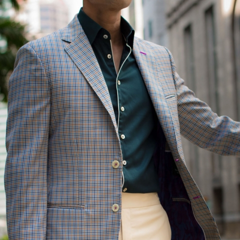 Where to Get Men's Tailored Suits in Singapore - Thumbnail