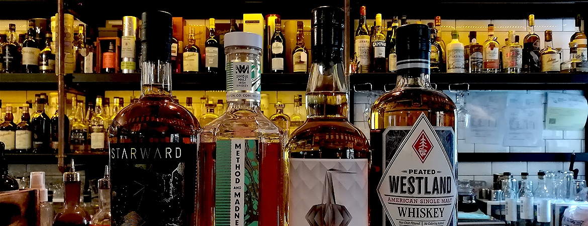Taste Some of the World's Best Whisky's at The Single Cask-Banner