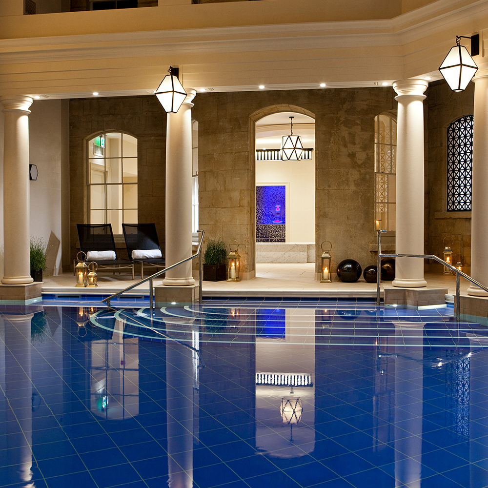 Spa-ing in Style: The Gainsborough Bath Spa